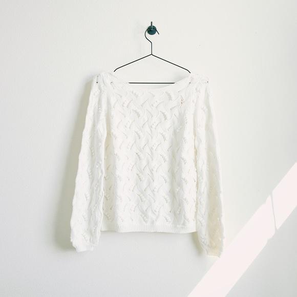Sezane Sweaters - Sézane Yvette Jumper